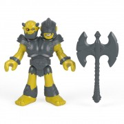 Boneco Ogro de Duas Cabeças Imaginext Fisher-Price - Mattel