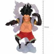 Boneco One Piece - Luffy SnakeMan King of Artist - Banpresto