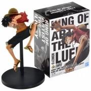 Boneco One Piece - Luffy 15cm - King of Artist - Banpresto