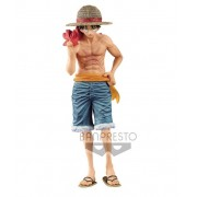 Boneco One Piece - Monkey D Luffy - Magazine - Banpresto