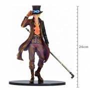 Boneco One Piece - Sabo 26 cm - Color Especial - Banpresto
