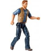 Boneco Owen 28 cm Jurassic World Dino Rivals - Mattel