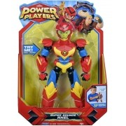 Boneco Power Players - Figura Grande Som Axel 22 cm - Sunny