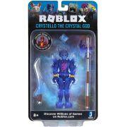 Boneco Roblox - Crystello com Acessórios + Código Virtual