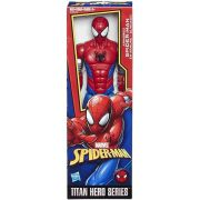 Boneco Spider Man - Homem Aranha Armored - 30 cm - Hasbro