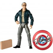 Boneco Stan Lee - Marvel Legends - 16 cm - Hasbro Original