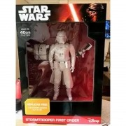 Boneco Star Wars - Stormtrooper First Order 40 cm - Mimo Toy