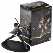 Boneco Sword Art Online Alicization - Kirito - Banpresto