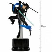Boneco Sword Art Online Factor - Kirito Espresto - Banpresto