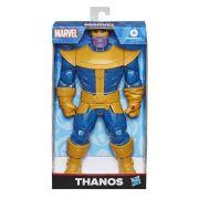 Boneco Thanos 25cm Marvel Vingadores - Original Hasbro E7821