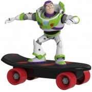 Boneco Toy Story - Buzz Lighteyear Skate Toyng Disney Pixar