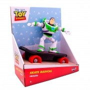 Boneco Toy Story - Buzz Lighteyear Skate Toyng Disney Pixar