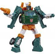 Boneco Transformers Earthrise War Cybertron - Hoist - Hasbro