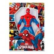 Boneco Ultimate Spider-Man - Homem-Aranha 50 cm - Mimo Toys