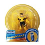 Boneco Duke Thomas - Dc Super Friends - Imaginext  - Mattel