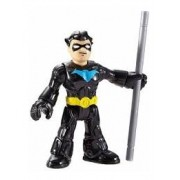 Bonecos Nightwing Asa Noturna - Dc Super Friends - Imaginext