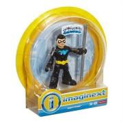 Bonecos Nightwing Asa Noturna - Dc Super Friends - Imaginext