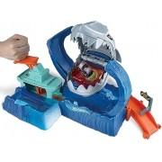 Brinquedo Hot Wheels City - Pista Robô Tubarão - Mattel