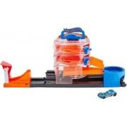 Brinquedo Hot Wheels City - Super Giro Loja de Carros Mattel