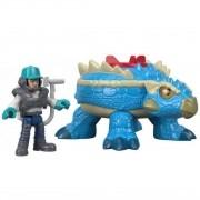 Brinquedo Imaginext - Jurassic World - Ankylosaurus - Mattel