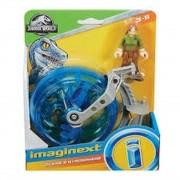 Boneco Imaginext - Jurassic World - Claire e Veiculo Mattel