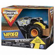 Monster Jam Rev´n Roar - Carro com Som - Max-D 1/43 - Sunny