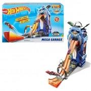 Brinquedo Pista Hot Whells Playset Mega Garagem Mattel FTB68
