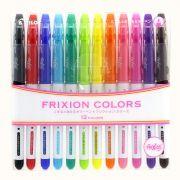Caneta Pilot Frixion Colors apagavel Kit c/12 - Original