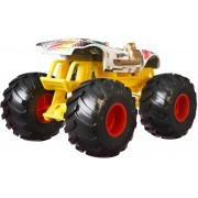 Carro Hot Whells Monster Truck 1:24 - Twin Mill - Mattel