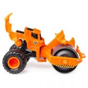 Carro Monster Jam  - Rolland - Dirt Squad - Escala 1:64 - Original