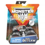 Carro Monster Jam Truck - Iron Outlaw- Escala 1:64  Original