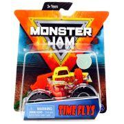 Carro Monster Jam Truck - Time Flys - Escala 1:64 - Original