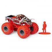 Carro Monster Jam Truck - Zombie - Escala 1:64 - Original