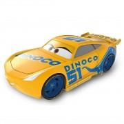 Carros Brinquedo - Dinoco Cruz Ramirez 13 cm - Toyng Disney