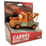 Carros Brinquedo - Guincho Matte - 13 cm - Toyng Disney