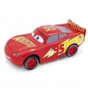 Carros Brinquedo - Mcqueen Dourado- 13 cm - Toyng Disney