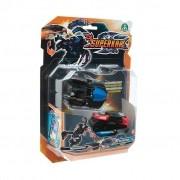 Superkar Scorpion - Carro Transformação Brinquedos Chocolate
