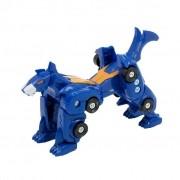 Superkar Wolf  - Carro Transformação -  Brinquedos Chocolate
