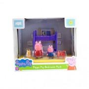 Cenário da  Peppa - Quarto Peppa Pig e George - Sunny 2303