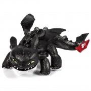 Como Treinar Seu Dragão 3 - Mini Figura  - Banguela