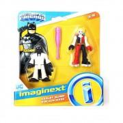Dc Super Friend Imaginext - Arlequina & Máscara Negra Mattel