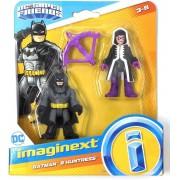 Dc Super Friends Imaginext - Batman & Huntress - Mattel