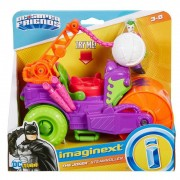 Veículo Destrutor Coringa DC Super Friends Imaginext Mattel