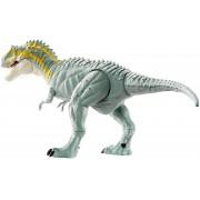 Dinossauro Albertosaurus Jurassic World Battle Damage Mattel