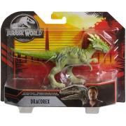 Dinossauro Dracorex Jurassic World Attack Pack - Mattel