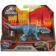 Dinossauro Postosuchus - Jurassic World Ataque - Mattel