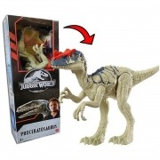 Dinossauro Proceratosaurus - Jurassic World Rivals - Mattel