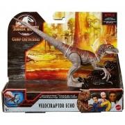 Dinossauro Velociraptor Echo Jurassic World Attack - Mattel
