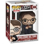 Boneco Funko Pop - Guillermo Del Toro 666 - Diretores Filme