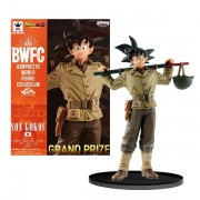 Boneco Dragon Ball Goku - World Figure Colosseum - Banpresto